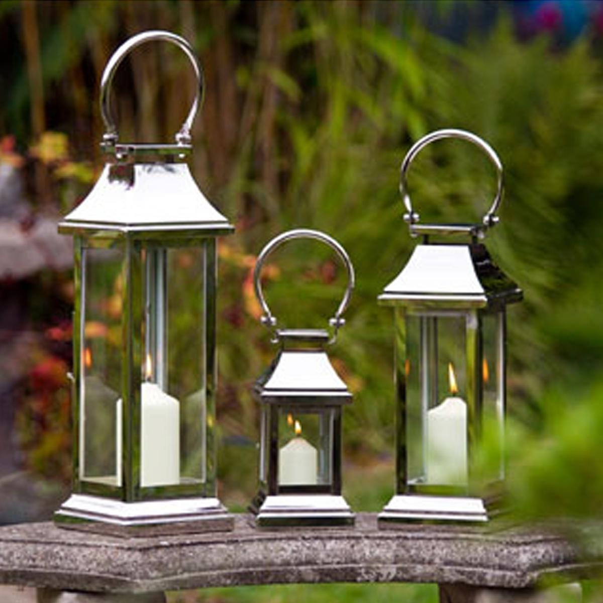 Outdoor Candle Lanterns Ireland – Outdoor Designs Inside Latest Outdoor Big Lanterns (View 13 of 20)