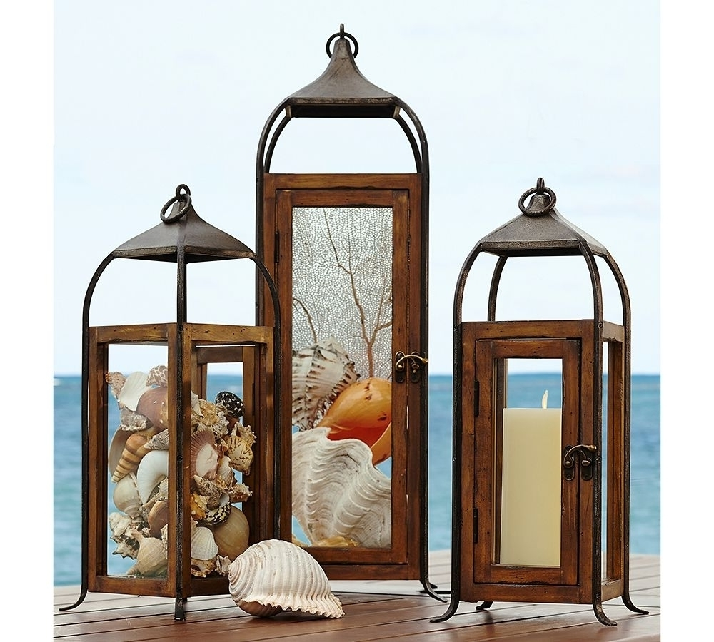 Outdoor Decorative Lanterns Pertaining To Most Recent 20 Photos Outdoor Hanging Decorative Lanterns (View 12 of 20)