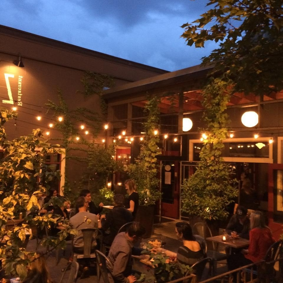 Outdoor Dining Lanterns In Most Up To Date Restaurant Outdoor Lighting – Democraciaejustica (View 10 of 20)