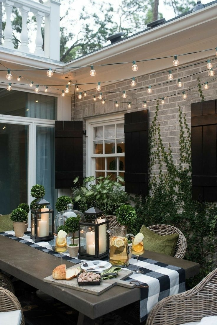 Outdoor Fire Pit, Outdoor Table, Outdoor Dining, Outdoor For Most Popular Outdoor Table Lanterns (View 8 of 20)