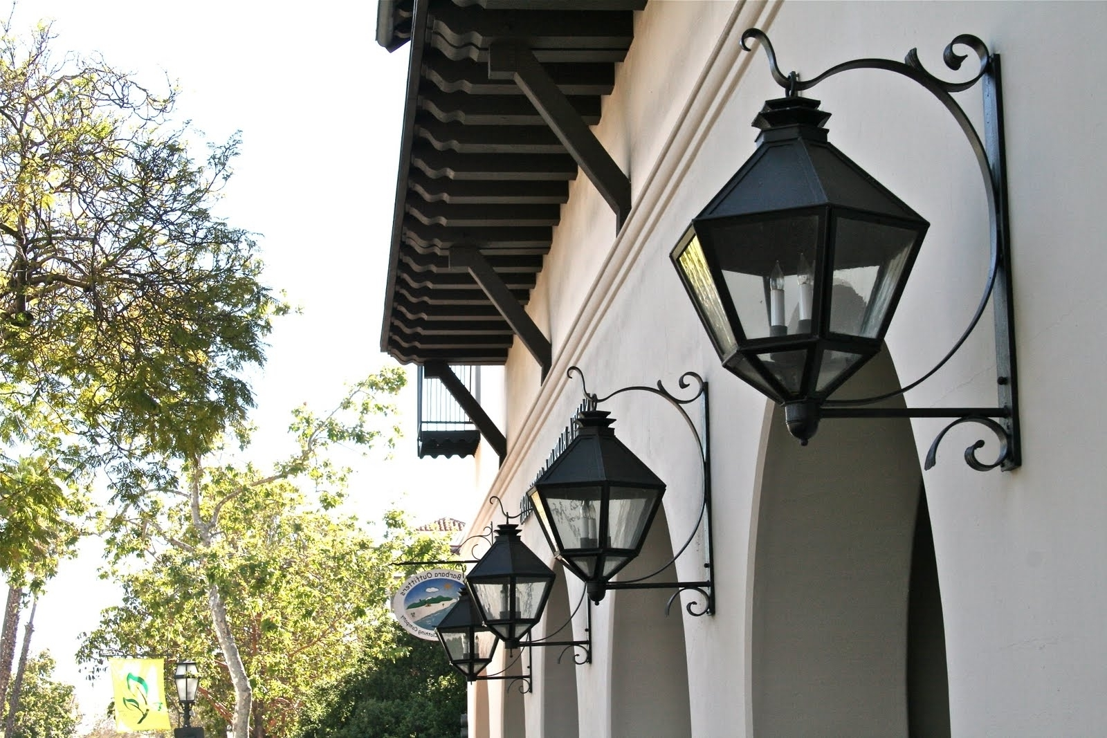 Outdoor Gas Lanterns With Regard To Newest The Given Life State Street Lanterns With Outdoor Gas Lanterns (View 9 of 20)