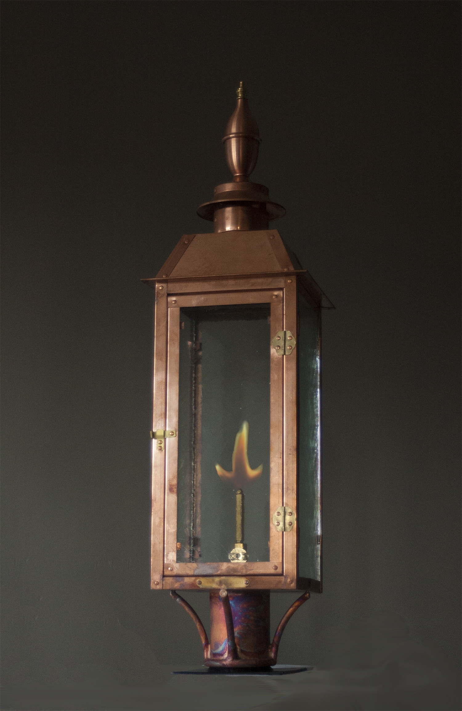 Outdoor Gas Light Parts New Feature List Legendary Lighting Gas In Well Known Outdoor Gas Lanterns (View 14 of 20)