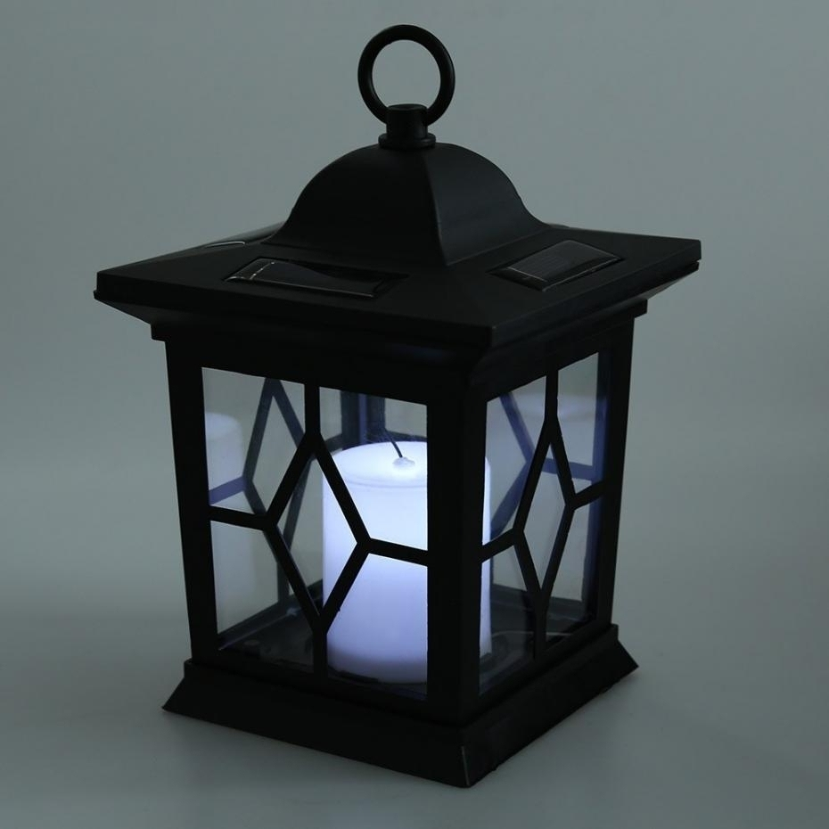 Outdoor Gazebo Lanterns In Current 20 Collection Of Solar Powered Outdoor Hanging Lanterns (View 8 of 20)