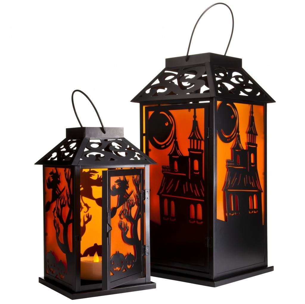 Outdoor Halloween Lanterns With Most Up To Date Alaskasmith: Party Ideas: How To Throw A Halloween Party (View 13 of 20)