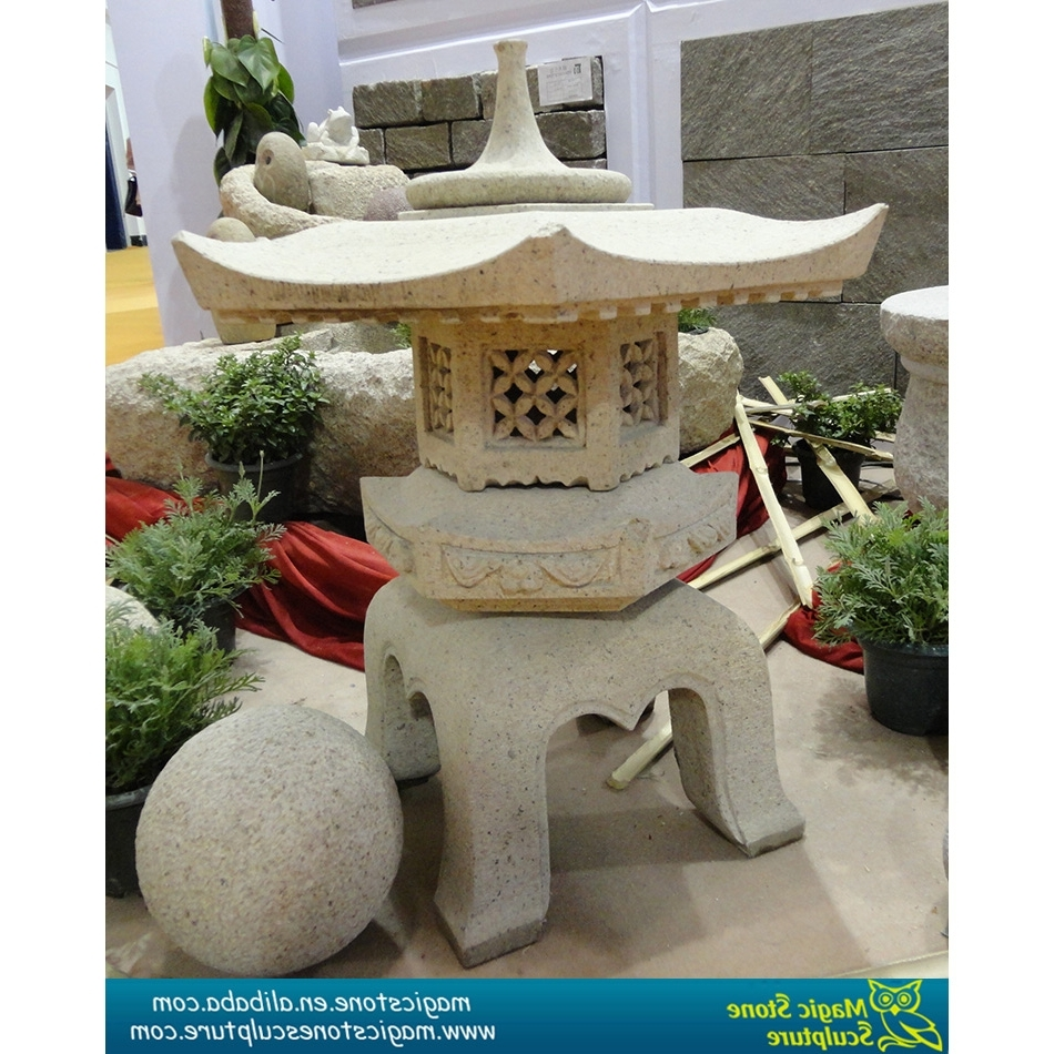 Outdoor Japanese Pagoda Lanterns For Sale – Buy Outdoor Japanese Throughout Well Known Outdoor Japanese Lanterns For Sale (View 13 of 20)