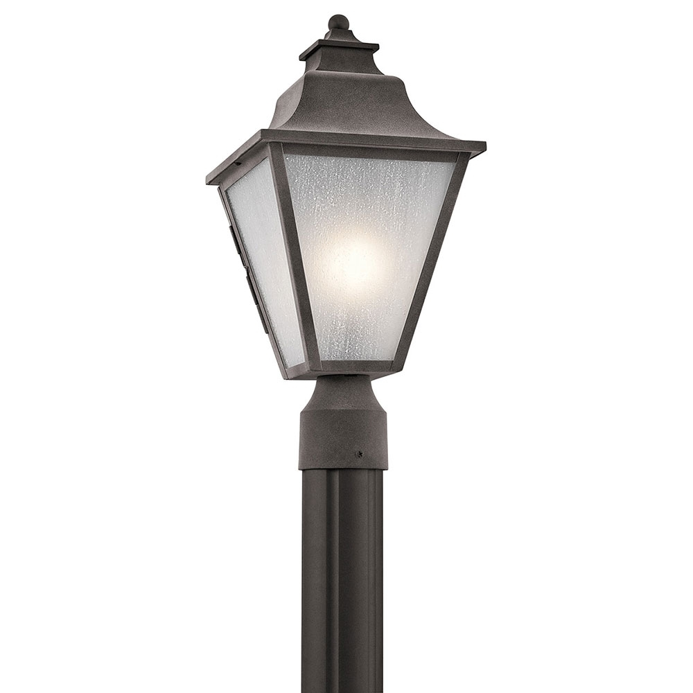 Outdoor Lamp Posts Lighting – Outdoor Lighting Ideas With Regard To Most Current Outdoor Lanterns For Posts (View 8 of 20)