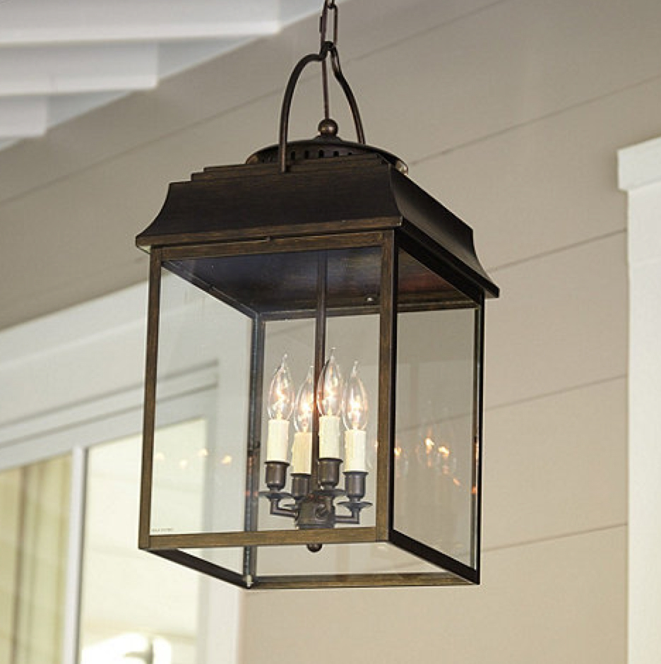 Outdoor Lantern Lights Lanterns For Patio Hanging Gazebo Pendant Intended For Well Liked Outdoor Lanterns For Porch (View 2 of 20)