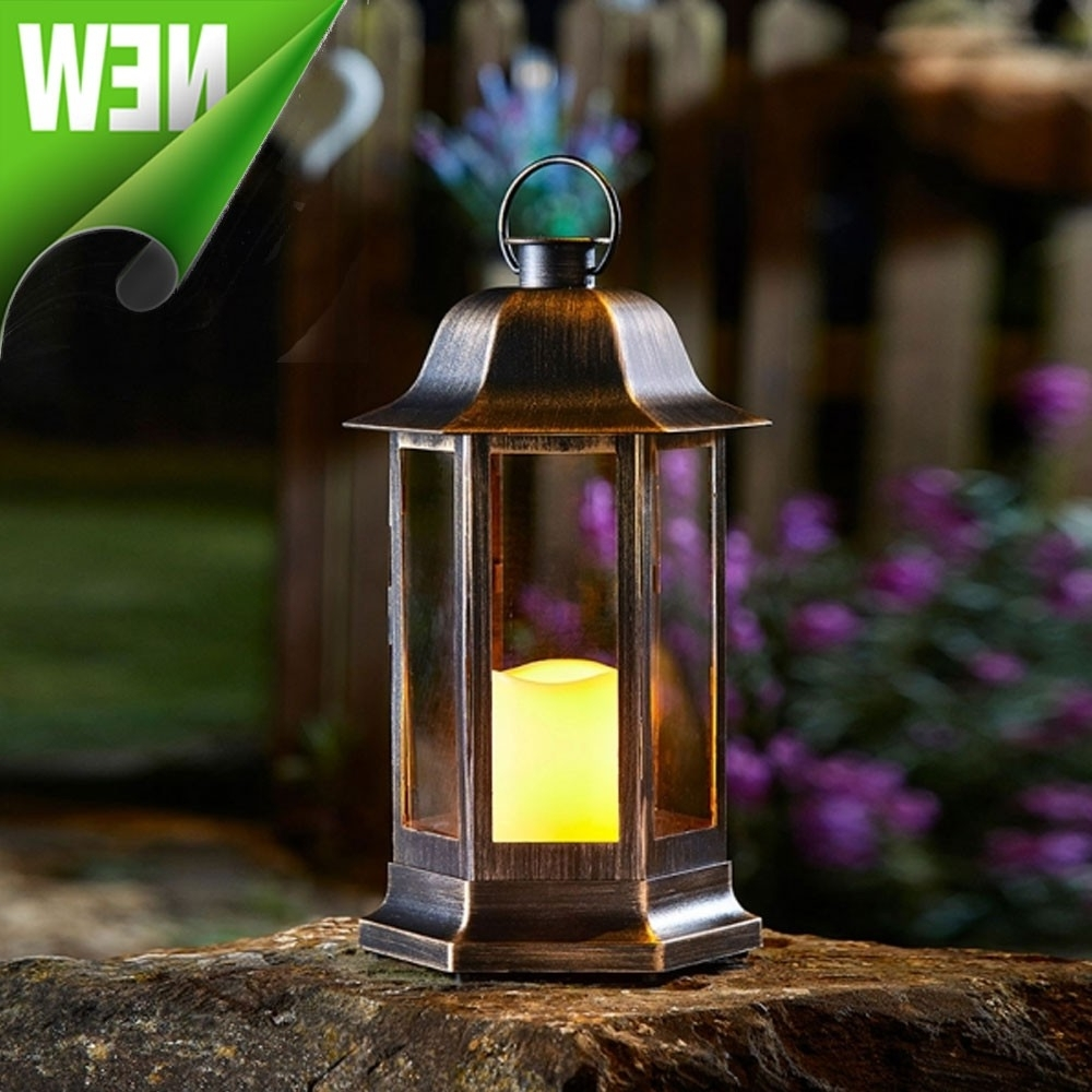 Outdoor Lanterns (View 8 of 20)