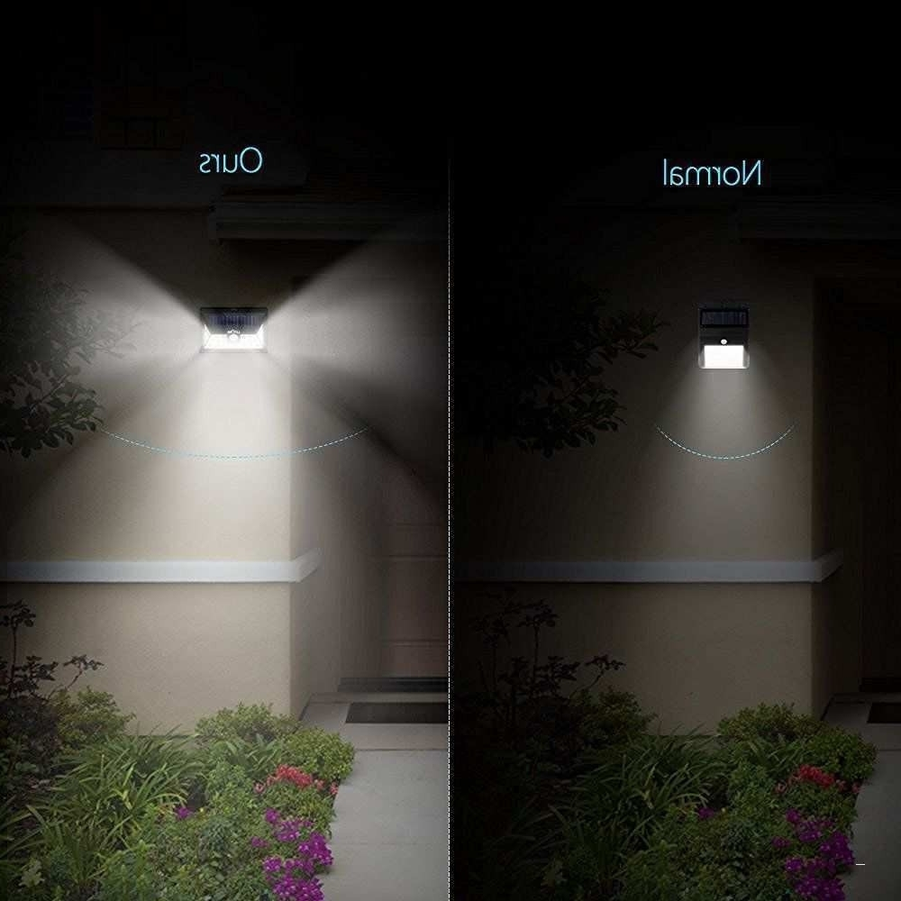 Outdoor Lanterns At Amazon In Most Recent Solar Powered Pathway Lights Cool Solar Led Lights Outdoor New Solar (View 8 of 20)
