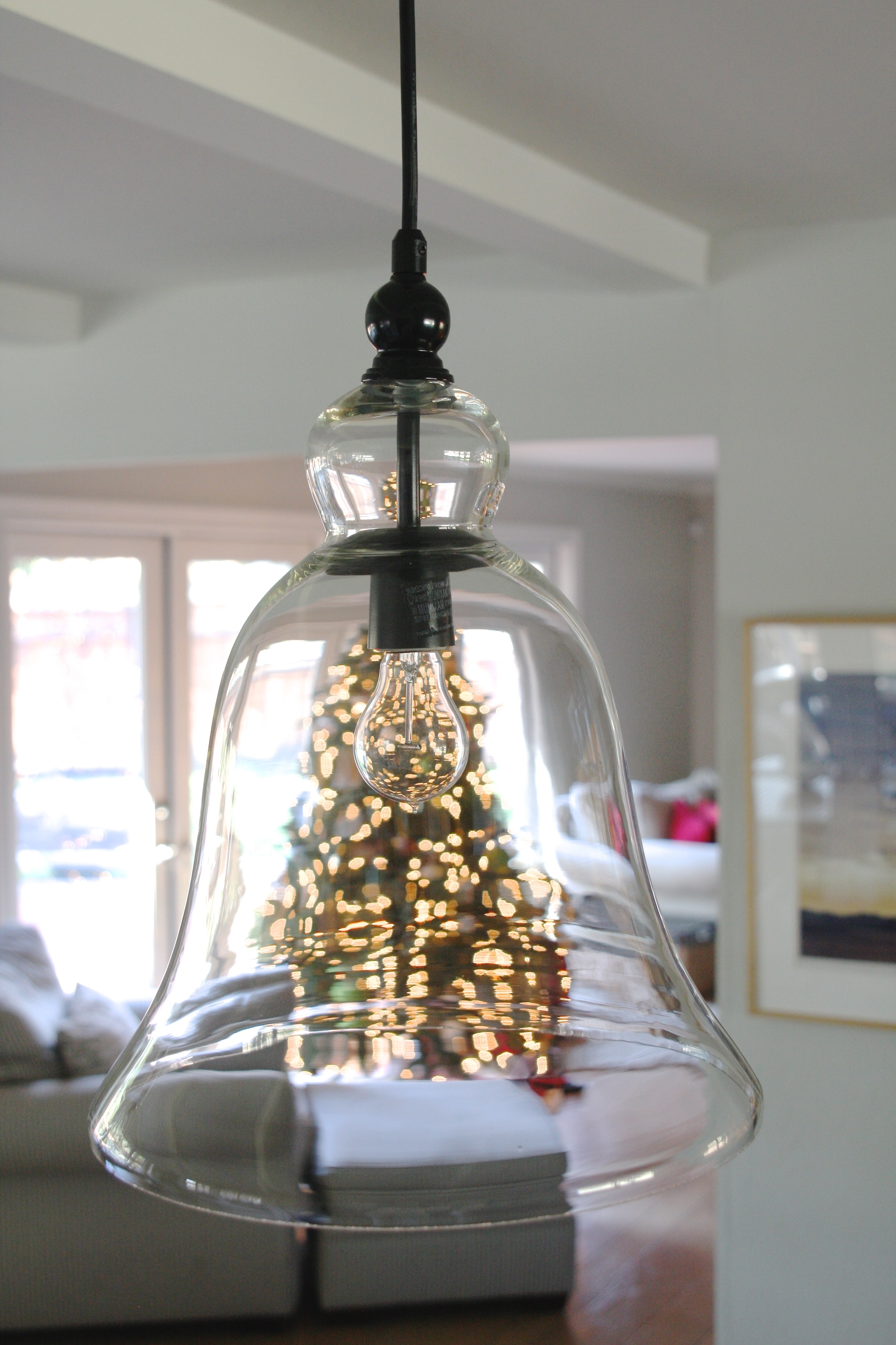 Outdoor Lanterns At Pottery Barn Intended For Most Up To Date How To Clean Pottery Barn Rustic Pendant Lights – Simply Organized (View 6 of 20)