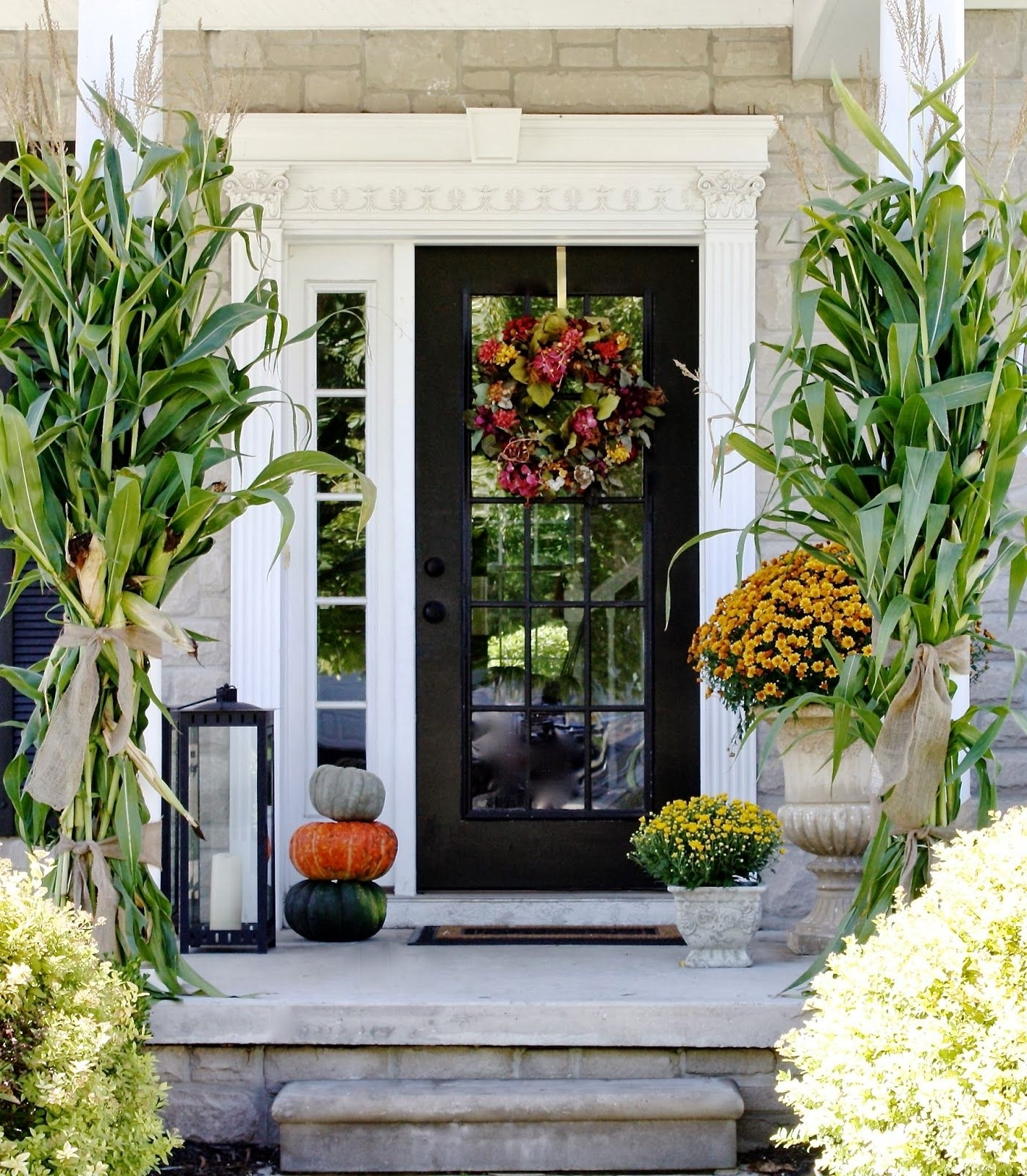 Outdoor Lanterns For Front Door Within Latest Front Porch! (View 16 of 20)