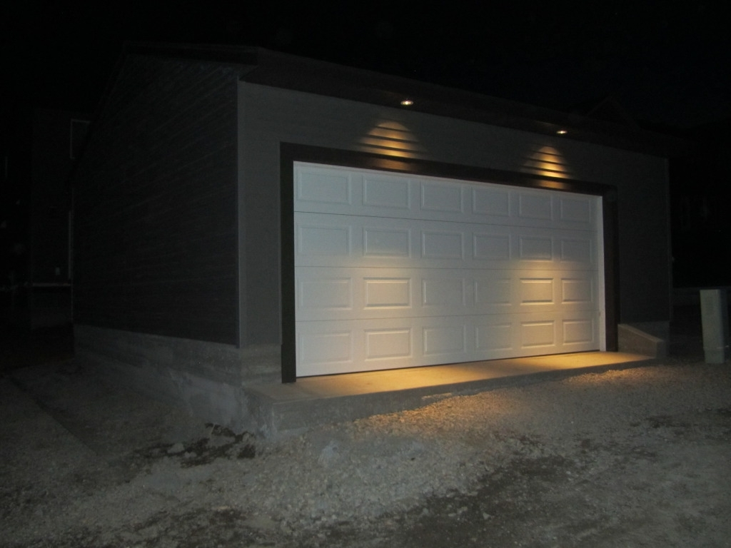 Outdoor Lanterns For Garage For Latest Eaves Lights Outdoor – Outdoor Lighting Ideas (View 12 of 20)