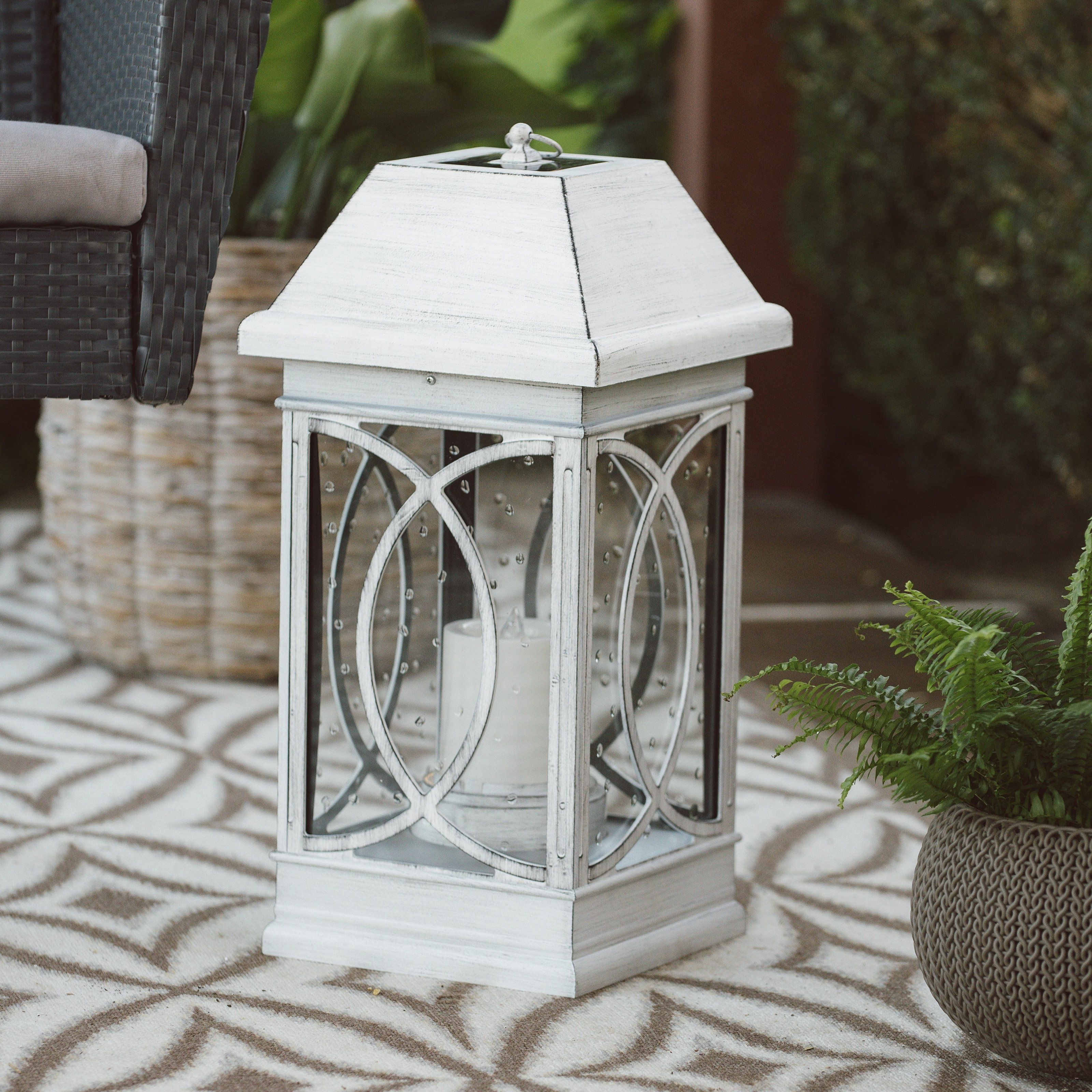 Outdoor Lanterns For Patio Awesome Belham Living San Vicente Estate For Latest Outdoor Lanterns For Patio (View 9 of 20)