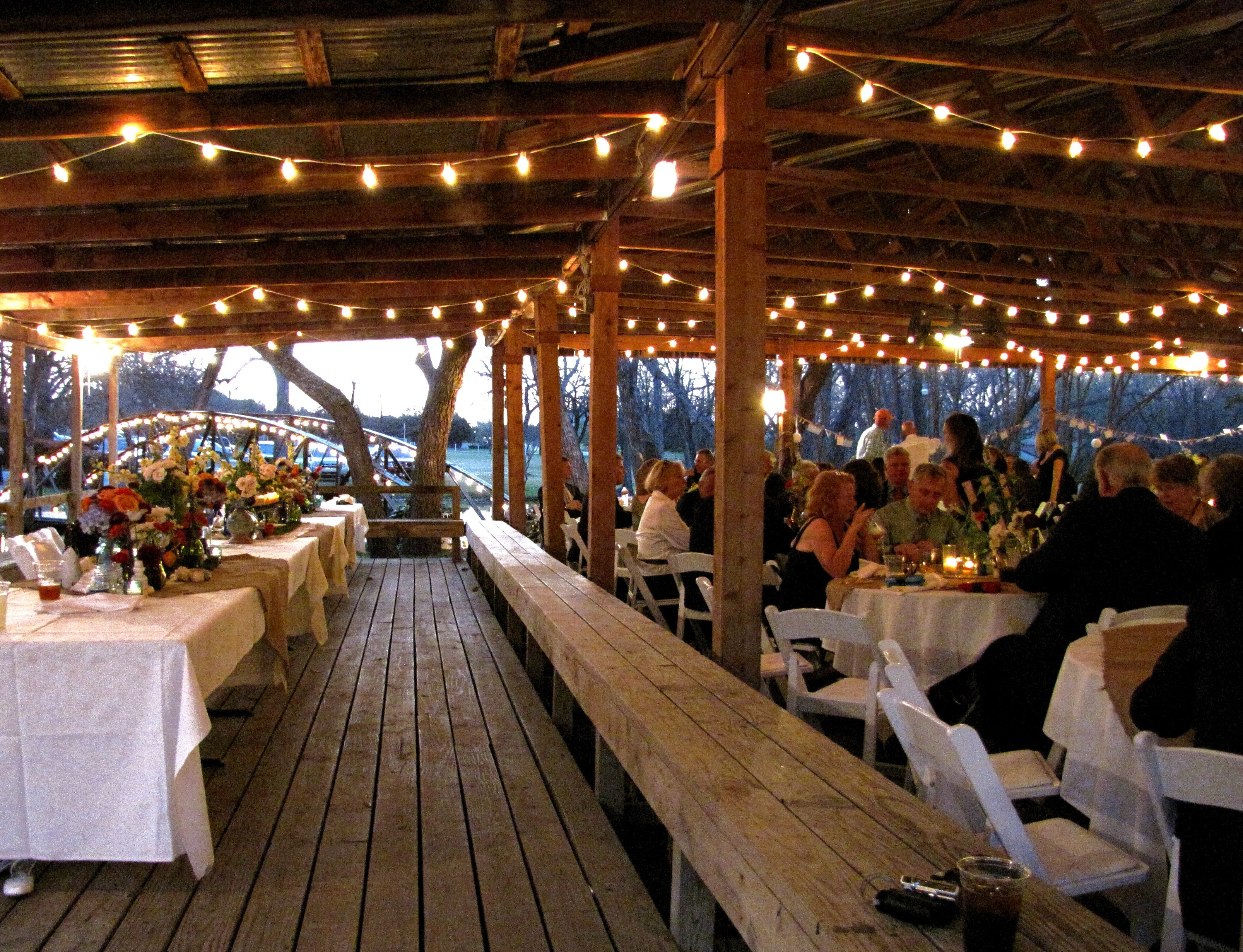 Outdoor Lanterns For Wedding For Current Outside Wedding Lighting Ideas (View 7 of 20)