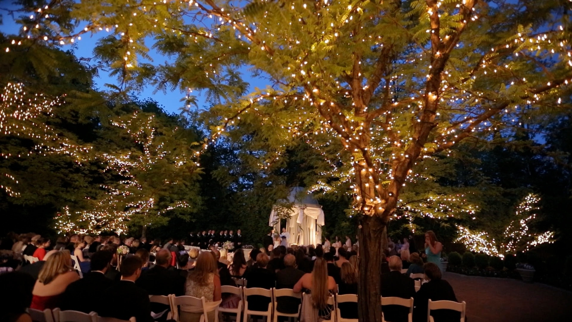 Outdoor Lanterns For Wedding With Regard To 2019 Wedding Lighting Ideas Outdoors Uncategorized 33 Outdoor Party (View 9 of 20)