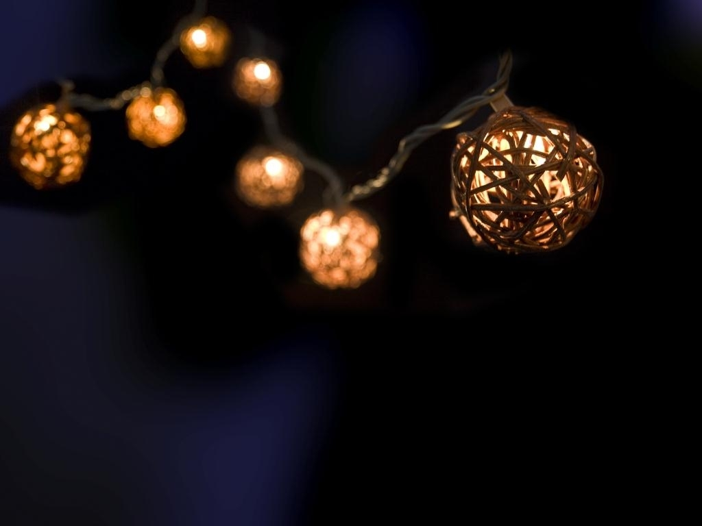 Outdoor Lanterns On String With Regard To Widely Used Lantern Hanging String Lights (View 20 of 20)