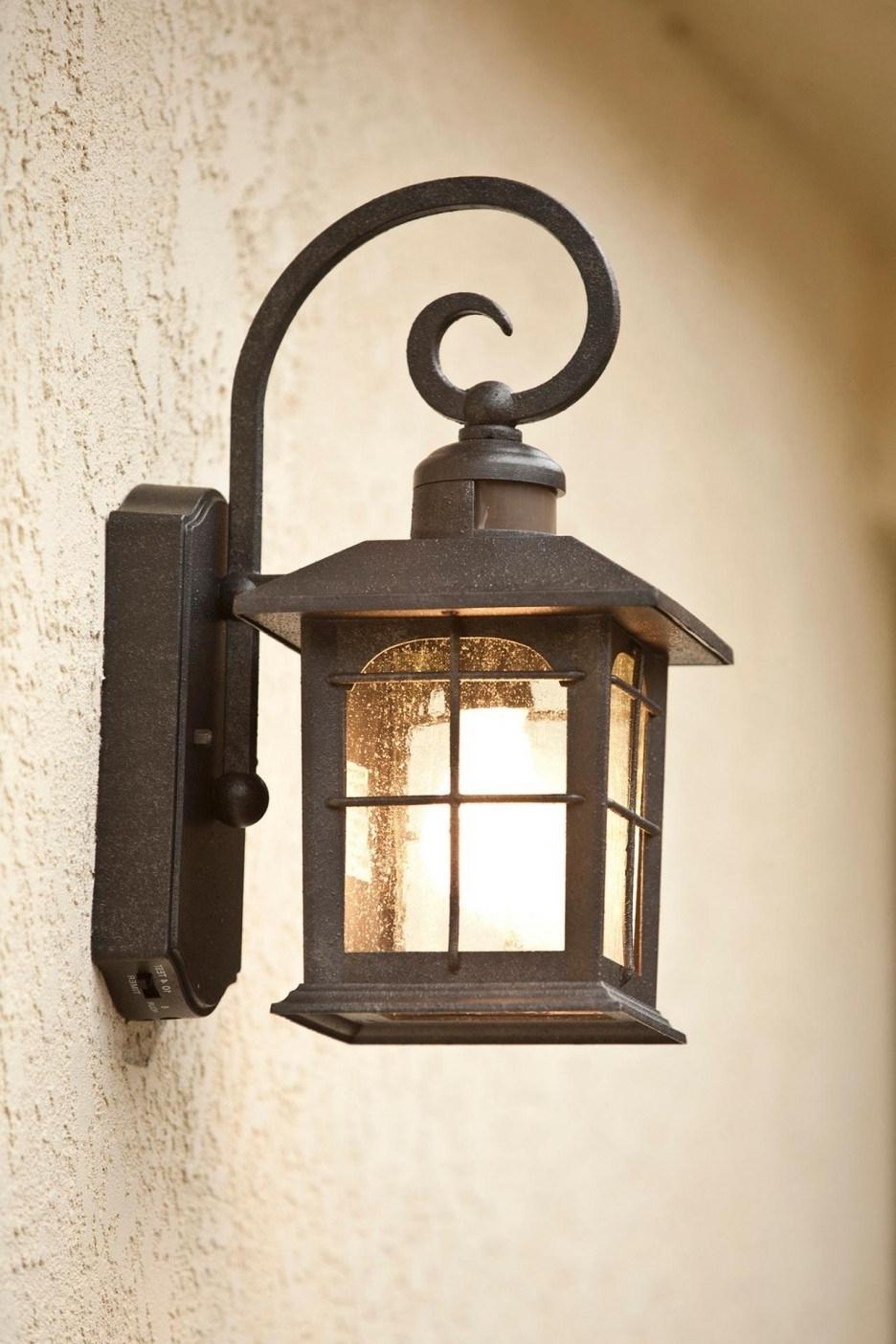 Outdoor Lighting Japanese Lanterns With Regard To Best And Newest Lantern Style Outdoor Lighting – Democraciaejustica (View 14 of 20)