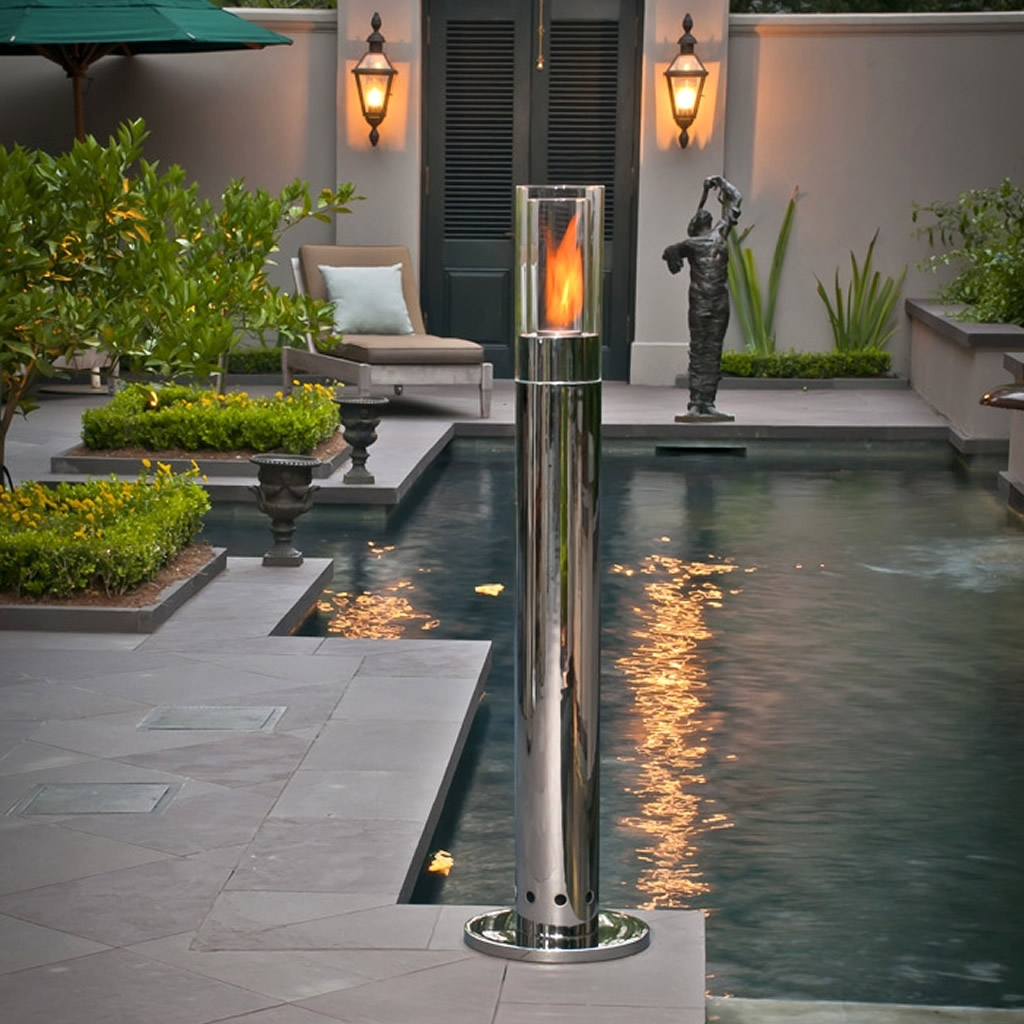 Outdoor Lighting Pillars – Outdoor Lighting Ideas With Most Recent Outdoor Lanterns For Pillars (View 17 of 20)