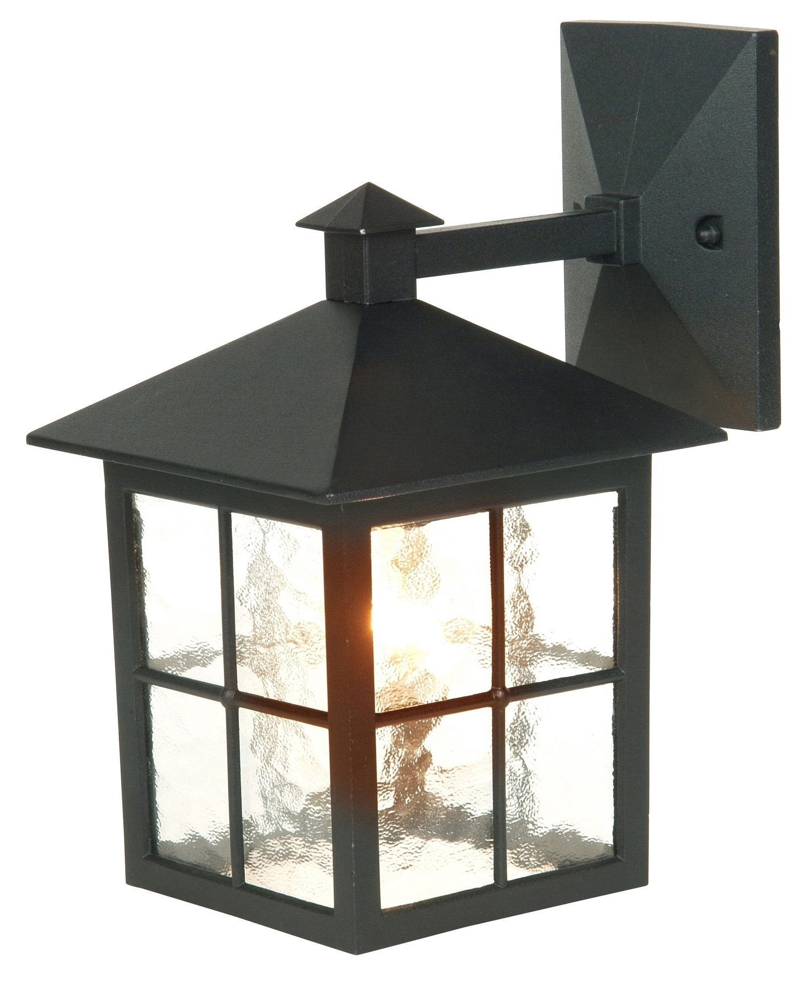 Outdoor Mains Lanterns With Current Lights Outside Maine Black External Window Lantern (View 15 of 20)