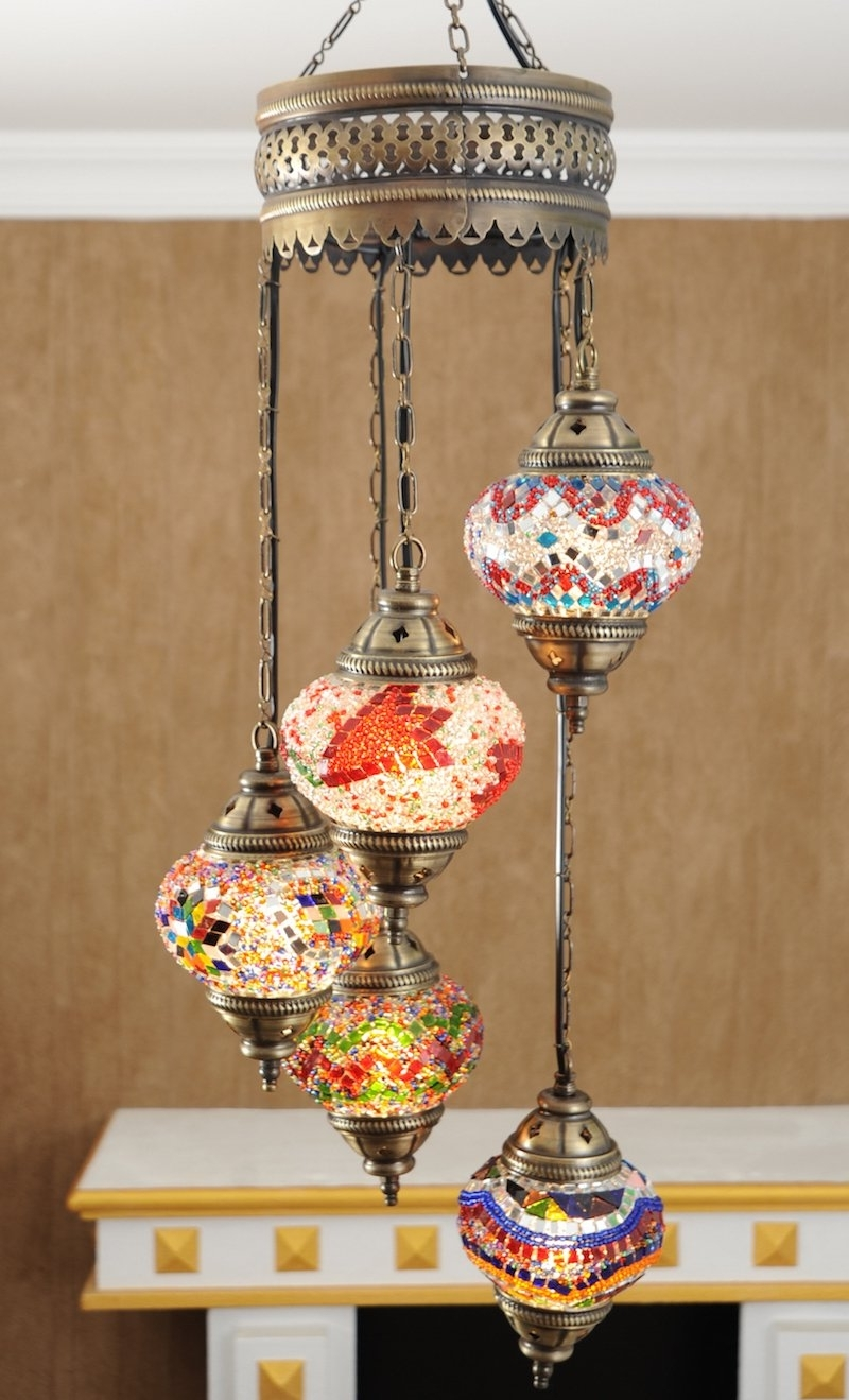 Outdoor Mosaic Lanterns Inside Current Cheap Mosaic Lamps, Find Mosaic Lamps Deals On Line At Alibaba (Gallery 10 of 20)
