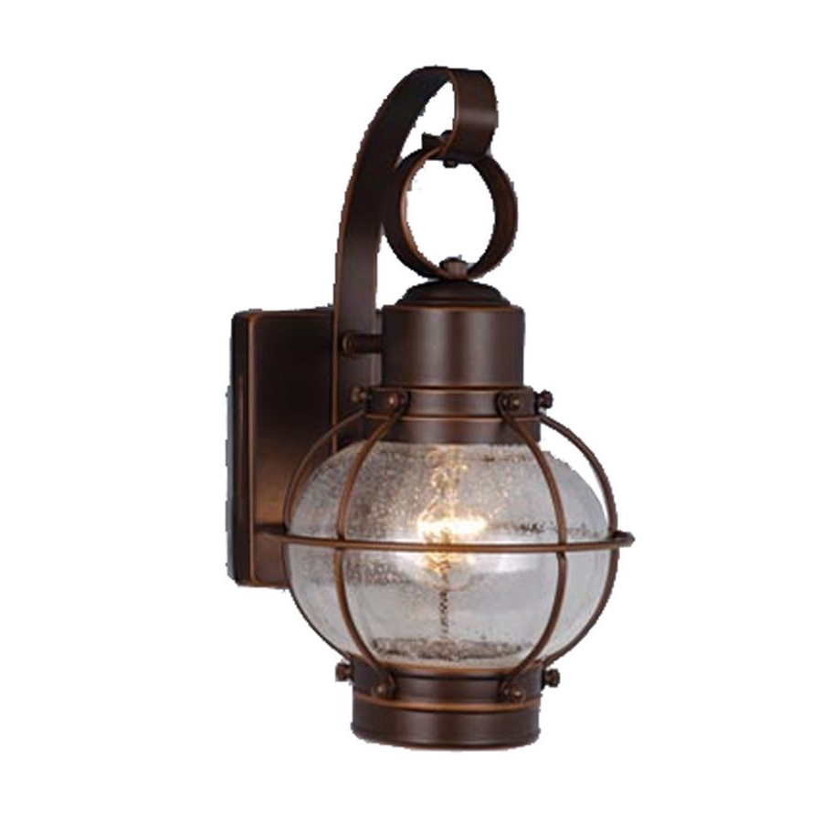 Outdoor Nautical Lanterns Intended For Most Up To Date Nautical Outdoor Lighting (View 15 of 20)