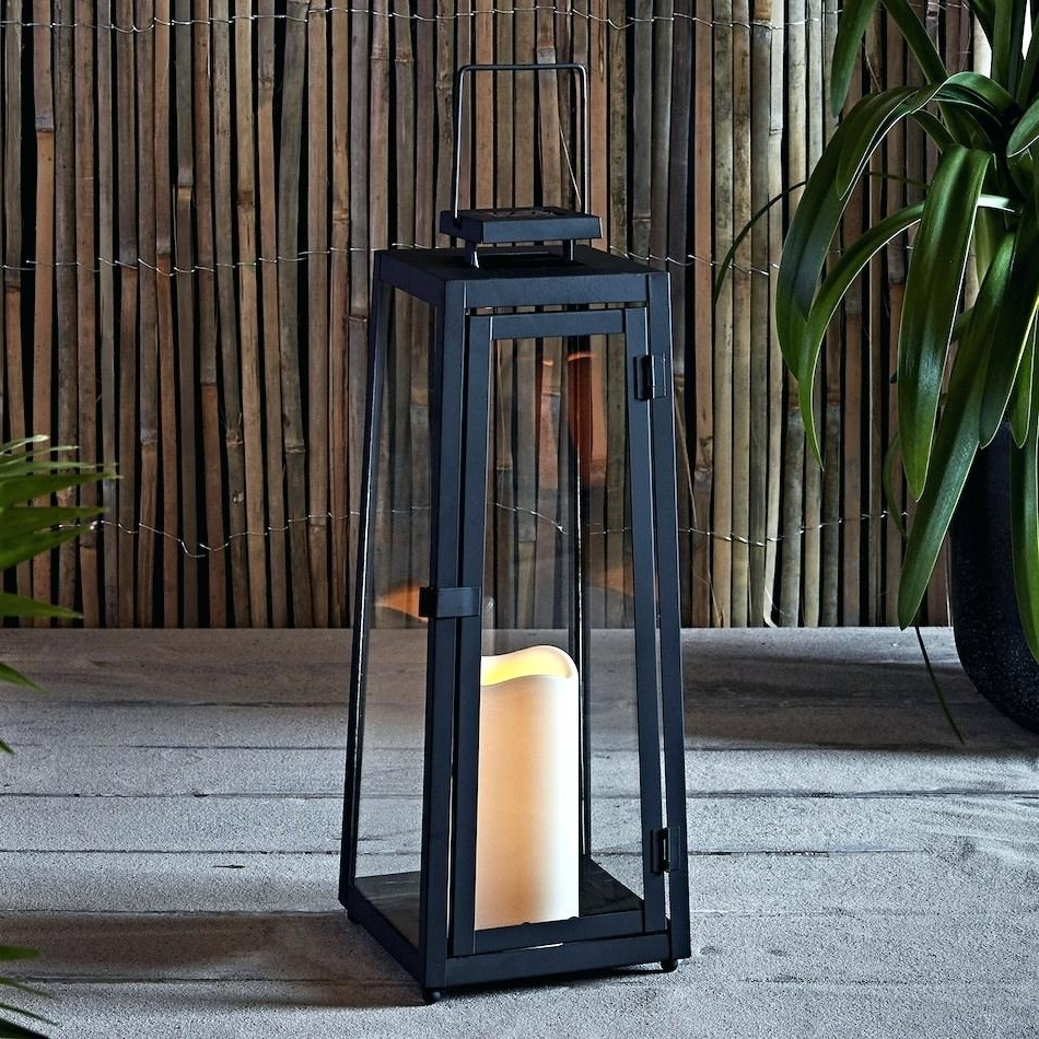 Outdoor Oversized Lanterns Regarding Widely Used Candles ~ Oversized Candle Lanterns Revere Small Lantern Candles (View 6 of 20)