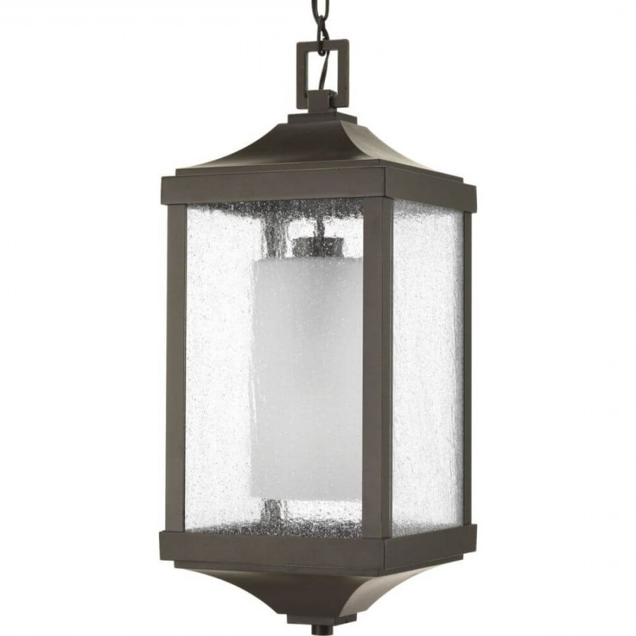 Outdoor Patio Electric Lanterns In Most Recently Released Stunning Large Outdoor Hanging Chandelier 18 Exterior House Light (View 9 of 20)
