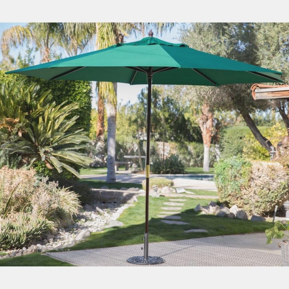 Outdoor Patio Umbrellas With Regard To Newest Outdoor Patio Umbrellas Outdoor Patio Umbrellas Beautiful Patio (View 11 of 20)