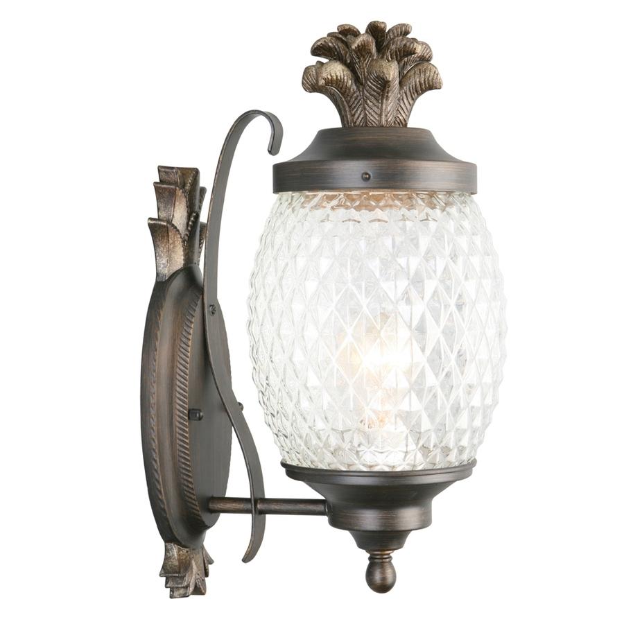 Outdoor Pineapple Lanterns In Current Shop Portfolio  (View 11 of 20)