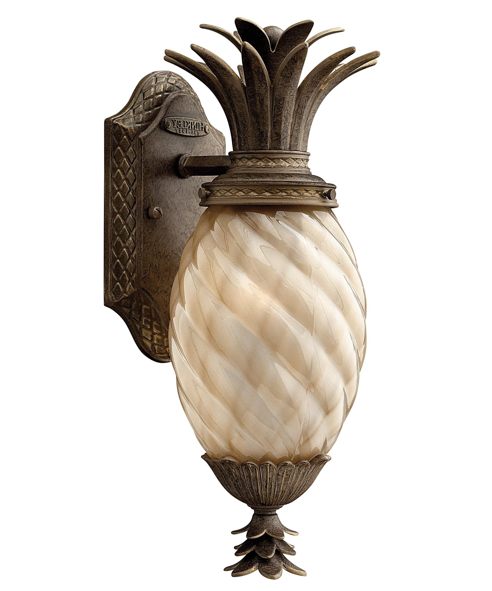 Outdoor Pineapple Lanterns With Favorite Outdoor Light : Inexpensive Pineapple Outdoor Lamp , Outdoor (View 14 of 20)