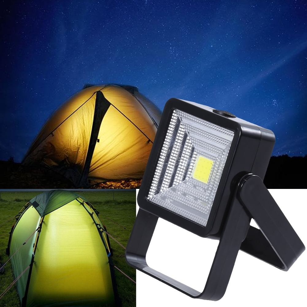 Outdoor Rechargeable Lanterns Inside Most Popular Portable 1000Mah/4V Battery Solar Charger Lamps Emergency Camping (View 19 of 20)