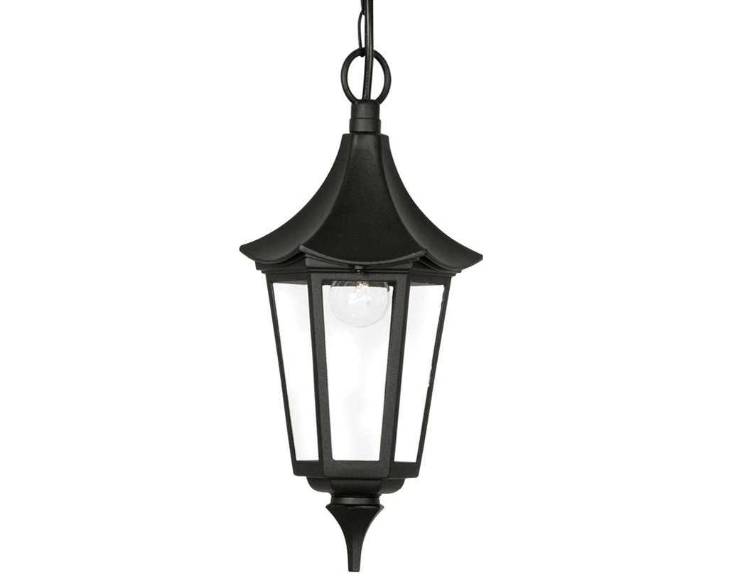 Outdoor Round Lanterns Regarding Most Recent Porch Lanterns And Ceiling Lights From Easy Lighting (Gallery 8 of 20)