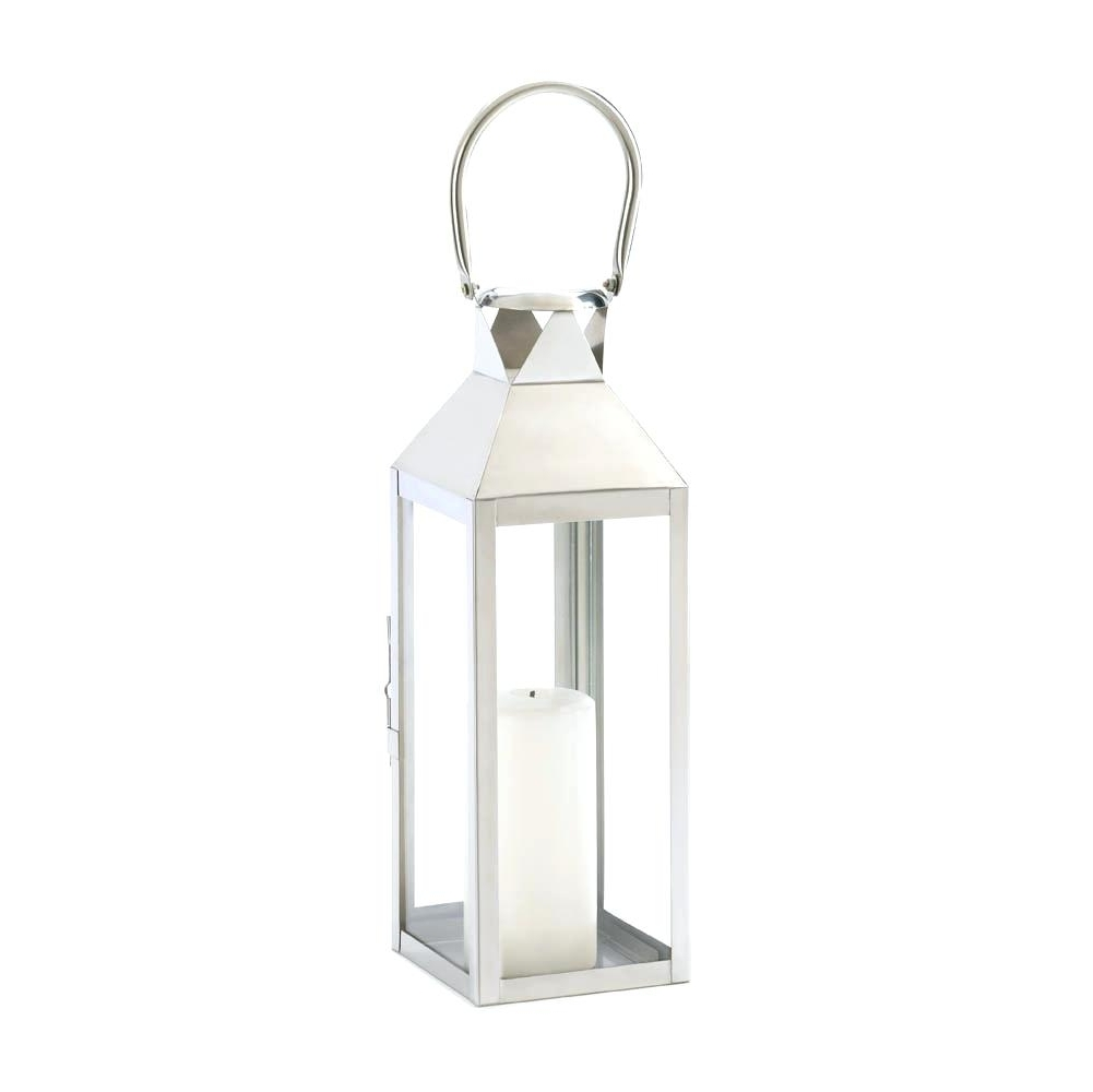 Outdoor Round Lanterns With Best And Newest Candles ~ Round Glass Candle Lanterns Lantern Candles Outdoor Round (View 13 of 20)