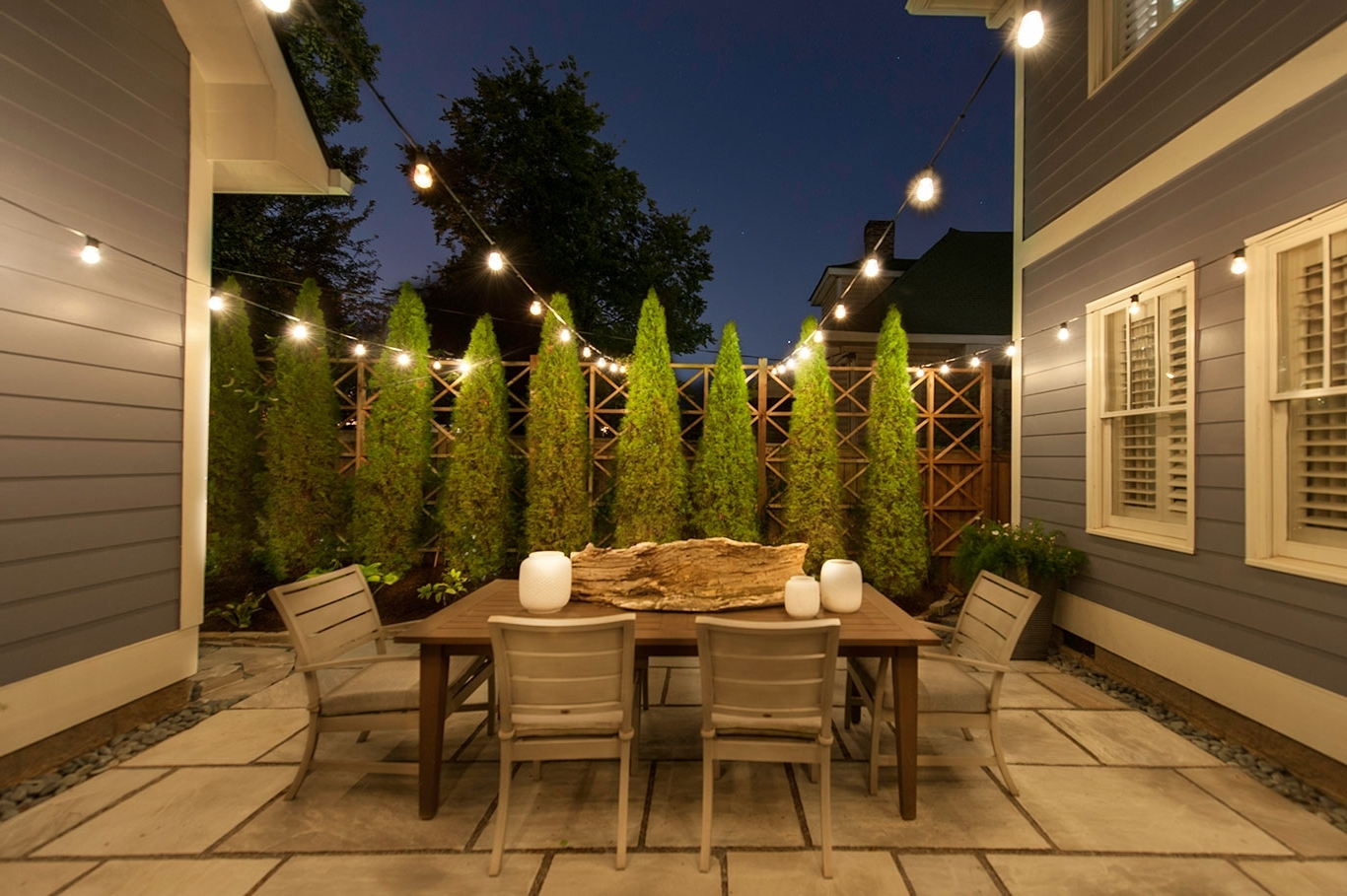 Outdoor String Lighting (View 11 of 20)