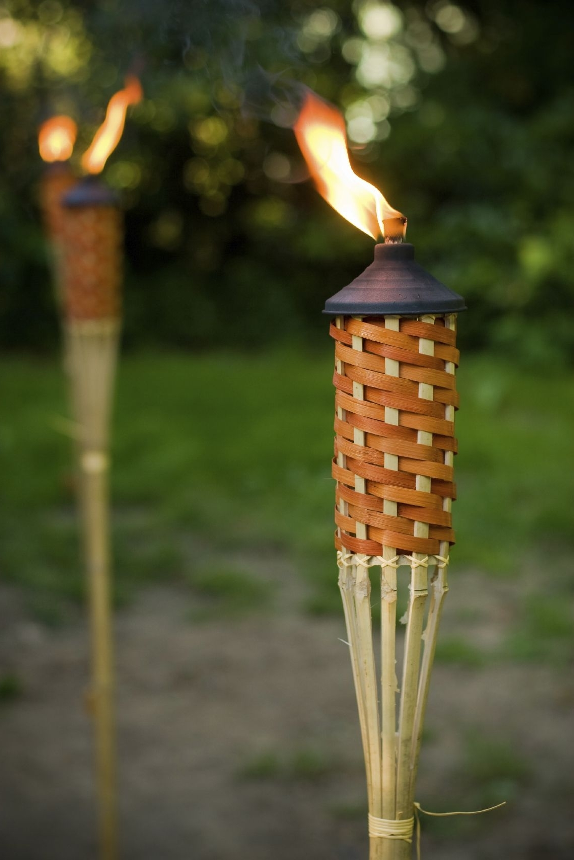 Featured Photo of Outdoor Tiki Lanterns