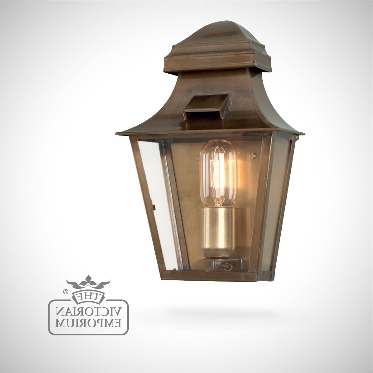 Outdoor Wall Lights With Brass Outdoor Lanterns (View 16 of 20)