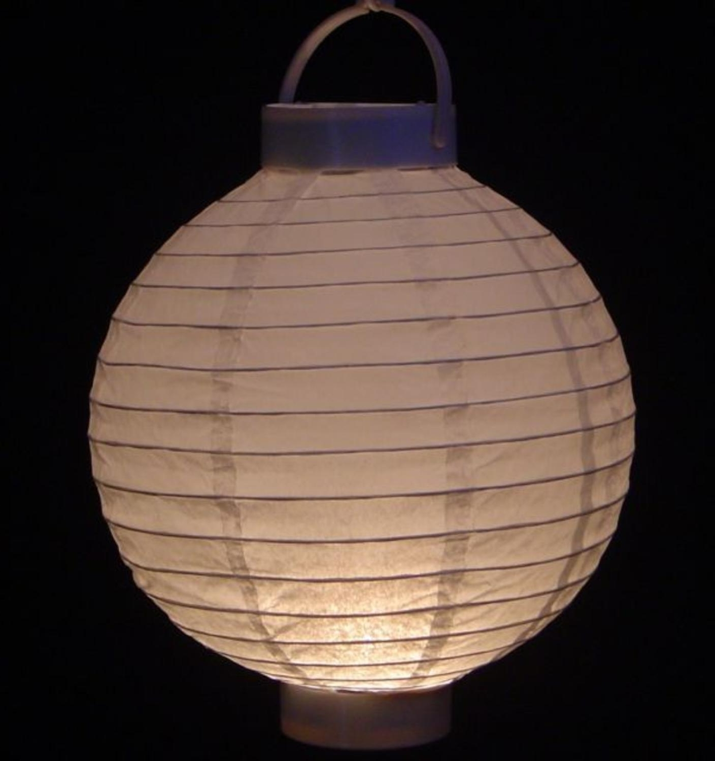 Pack Of 3 Lighted Battery Operated White Garden Patio Chinese Paper Inside Well Known Outdoor Battery Lanterns For Patio (View 19 of 20)