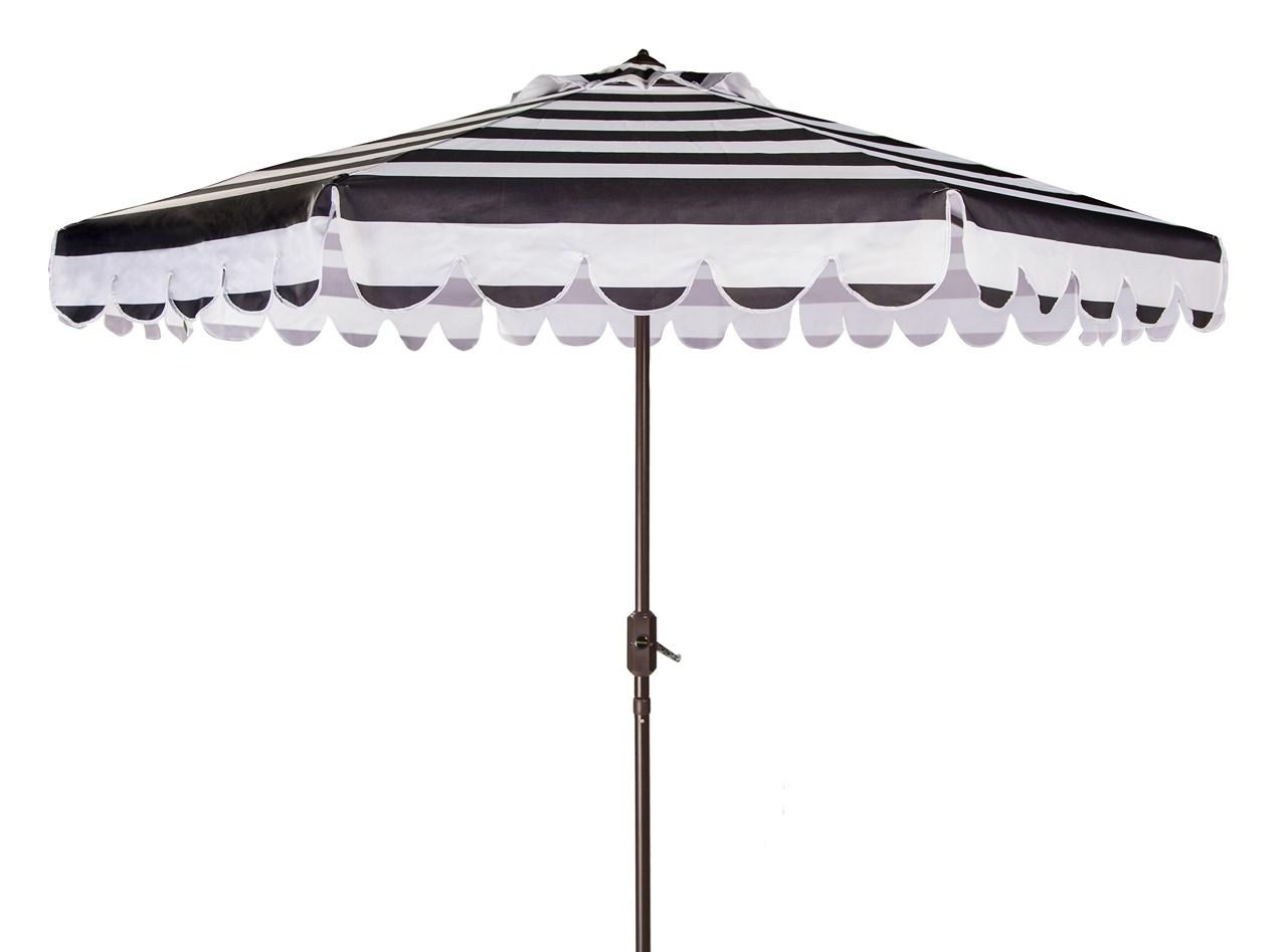 Patio Furniture – Safavieh With Well Known Drape Patio Umbrellas (View 14 of 20)
