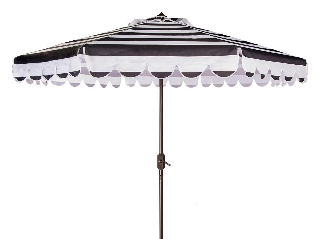 Patio Furniture – Safavieh With Well Known Drape Patio Umbrellas (View 14 of 20)