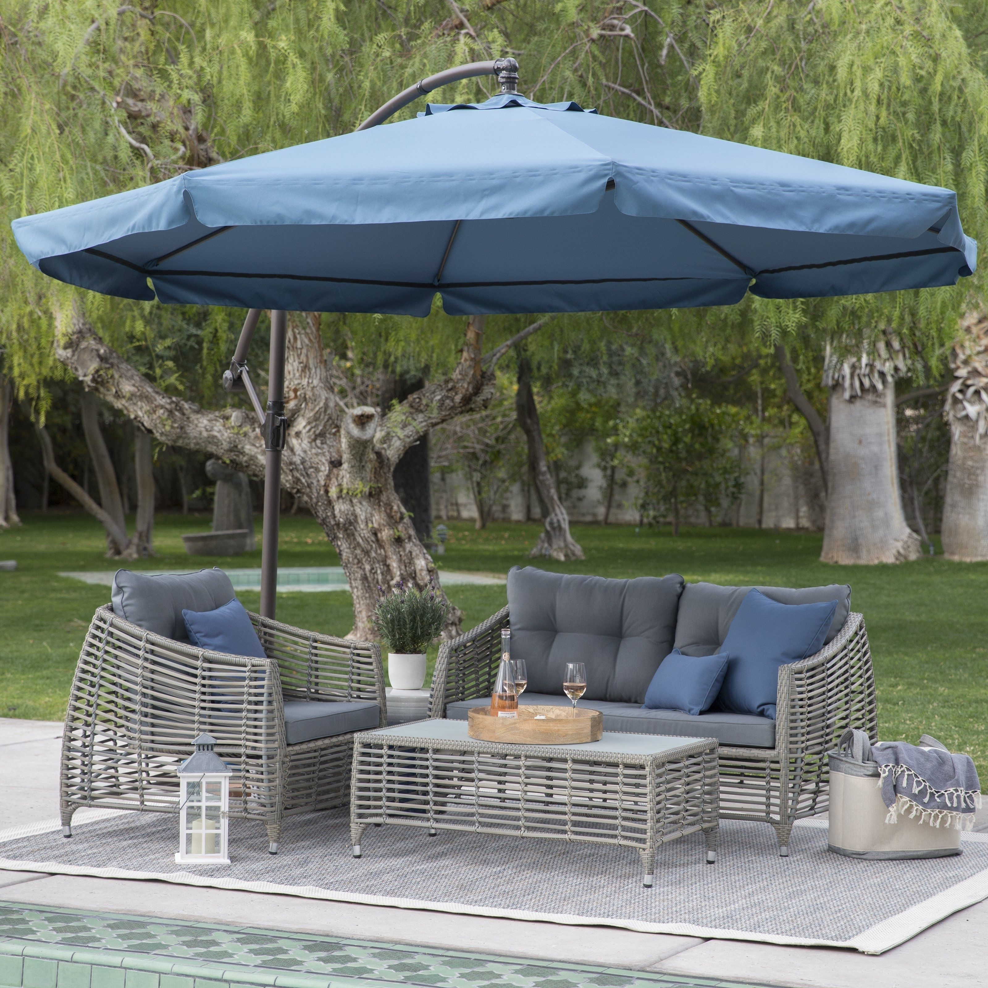Patio Ideas (View 9 of 20)
