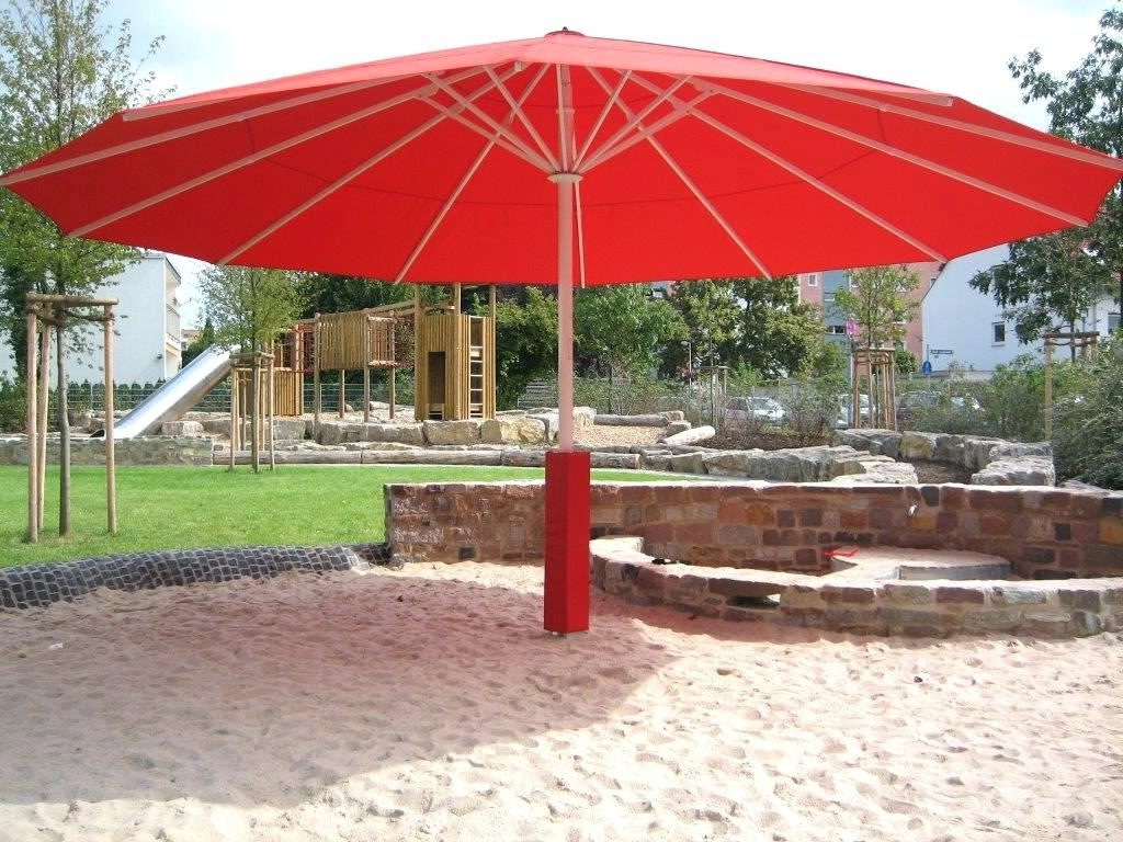 Patio Ideas ~ Large Patio Umbrella With Solar Lights Large Patio For Preferred Sams Club Patio Umbrellas (View 9 of 20)