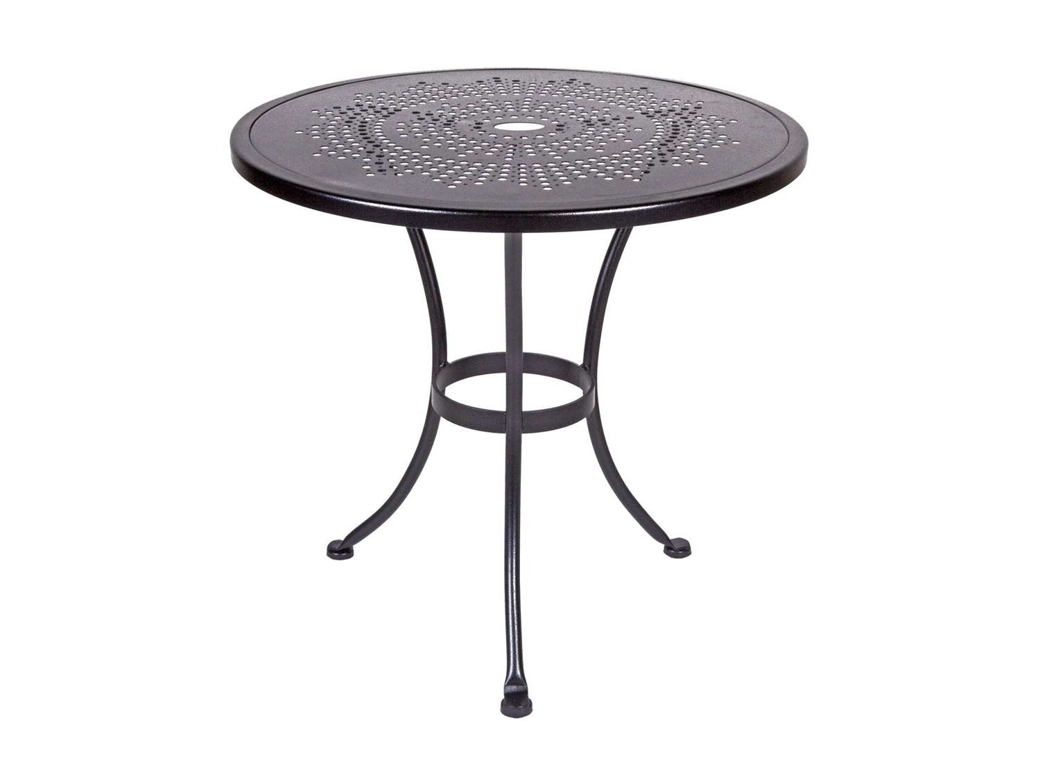 Patio Tables With Umbrella Hole Pertaining To Newest Stylish Patio Table Umbrella — Wilson Home Ideas : Making Patio (View 9 of 20)