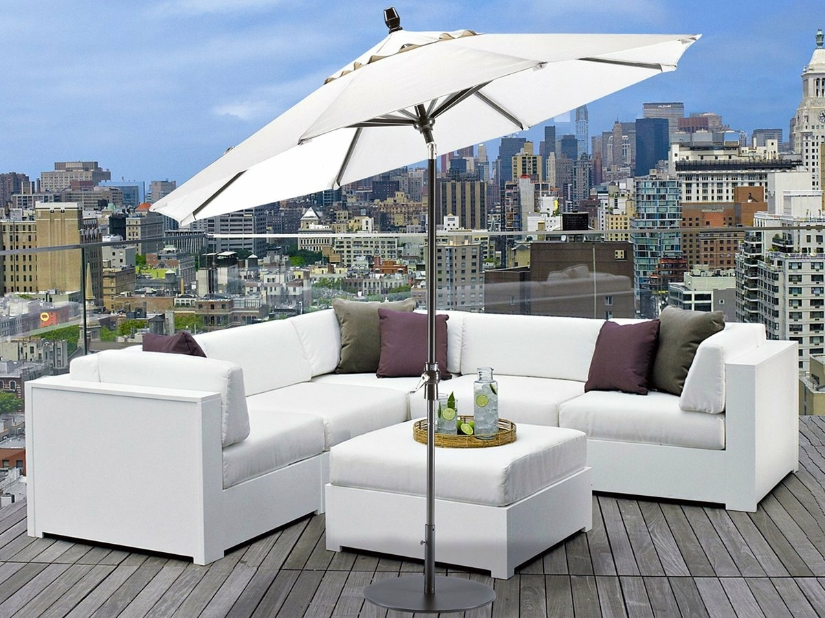 Patio Umbrella Covers Within Current Deck Outdoor Umbrella Cover — Sherizampelli Landscape (View 11 of 20)