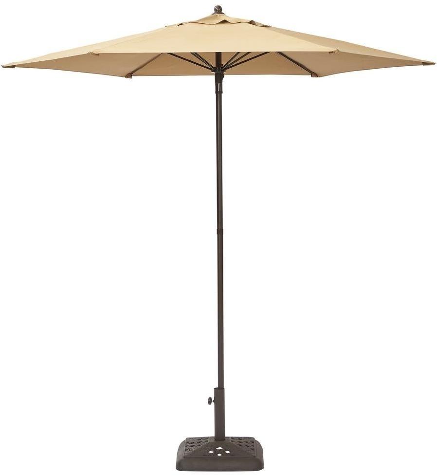 Patio Umbrella Hampton Bay (View 18 of 20)