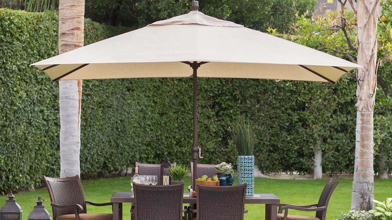 [%Patio Umbrella Size Guide [With Infographic] – Hayneedle Within Famous Patio Umbrellas With Accent Table|Patio Umbrellas With Accent Table Within Favorite Patio Umbrella Size Guide [With Infographic] – Hayneedle|Popular Patio Umbrellas With Accent Table Intended For Patio Umbrella Size Guide [With Infographic] – Hayneedle|Recent Patio Umbrella Size Guide [With Infographic] – Hayneedle In Patio Umbrellas With Accent Table%] (View 1 of 20)