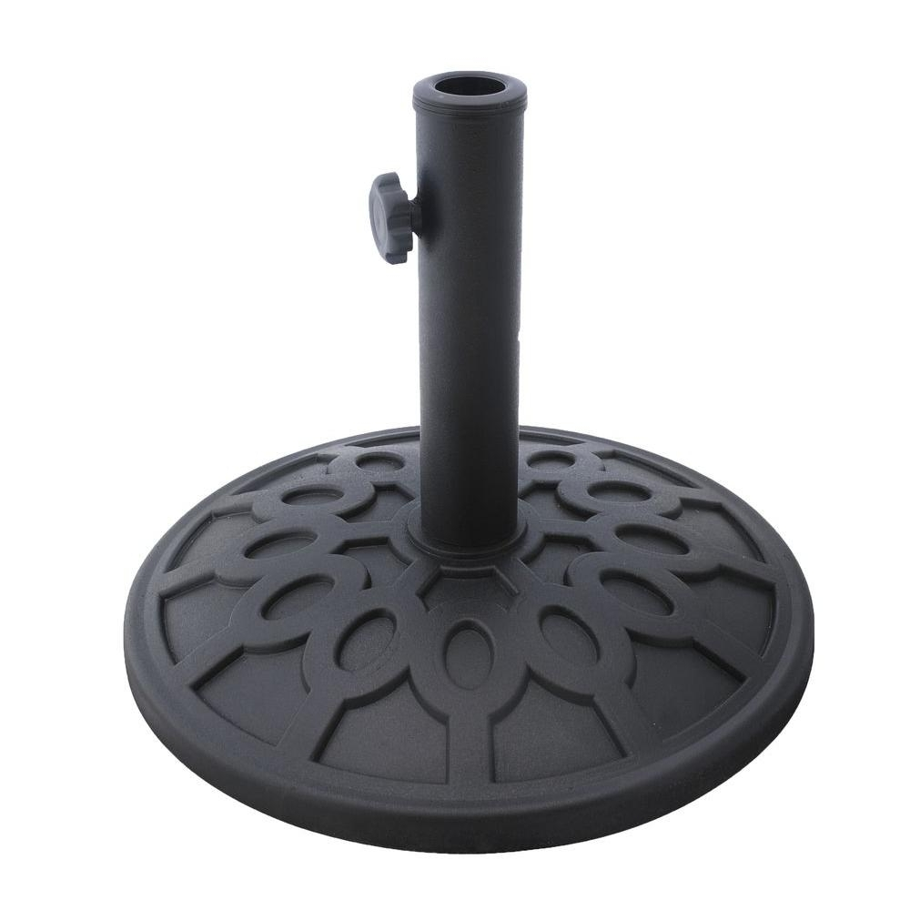 Patio Umbrella Stands With Wheels With Favorite 30 Lb (View 14 of 20)