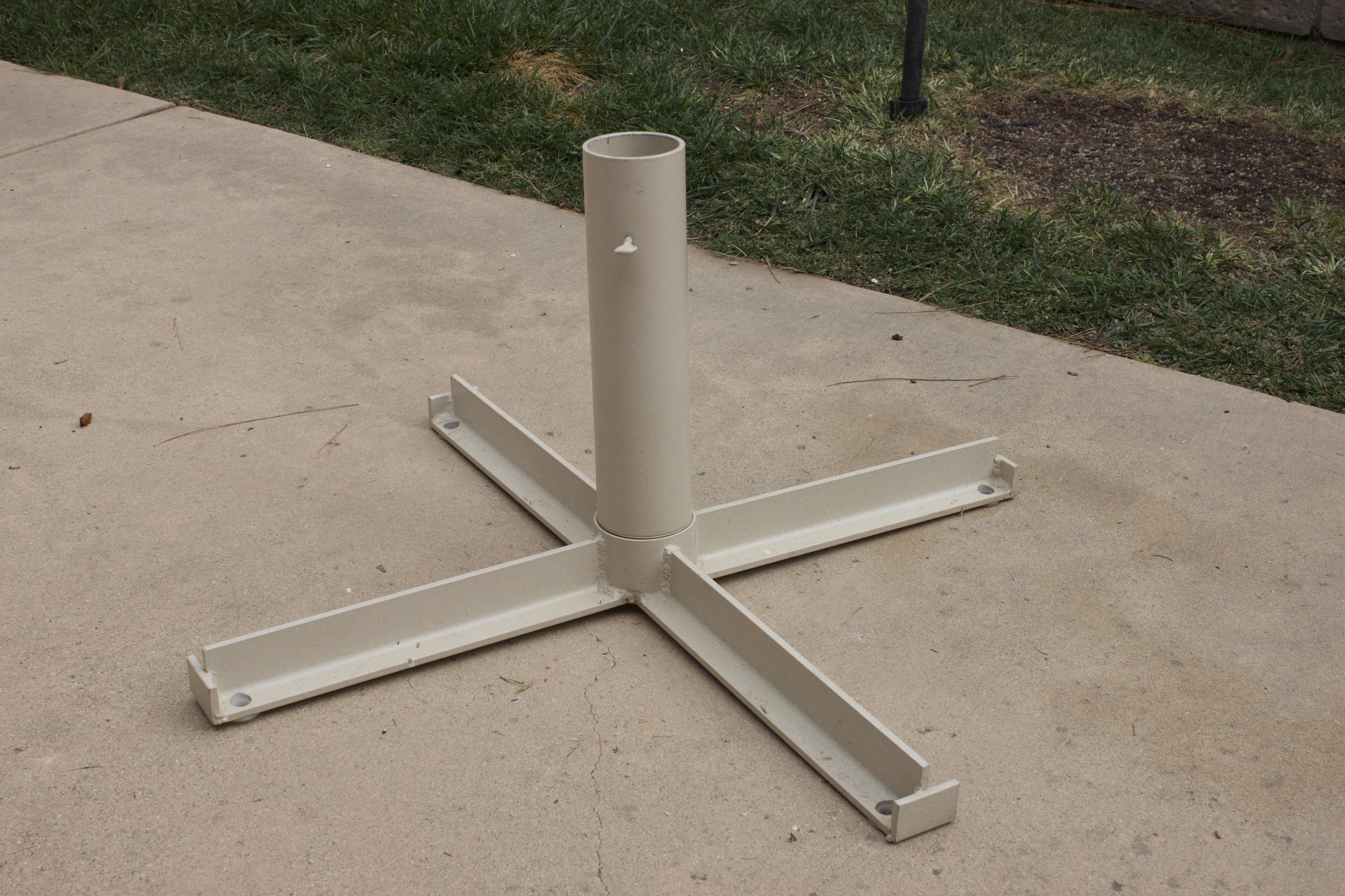 Patio Umbrellas And Bases Inside Well Known Do Patio Umbrella Bases Go To Heaven? – Patio Umbrella Repair (View 7 of 20)
