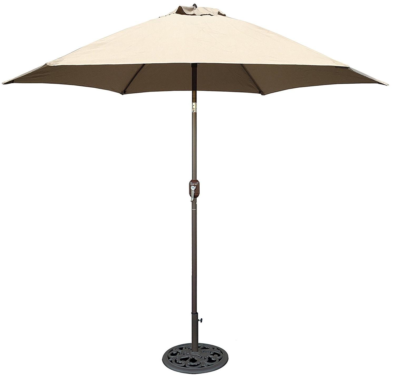 Patio Umbrellas Costco New Furniture Patio Sun Shades Costco Outdoor Intended For Most Popular Costco Patio Umbrellas (View 18 of 20)