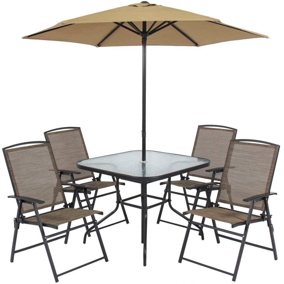 Patio Umbrellas For Rent Inside Current 64 Umbrella Patio Set, Patio Table And Chair Cover With Umbrella (View 13 of 20)