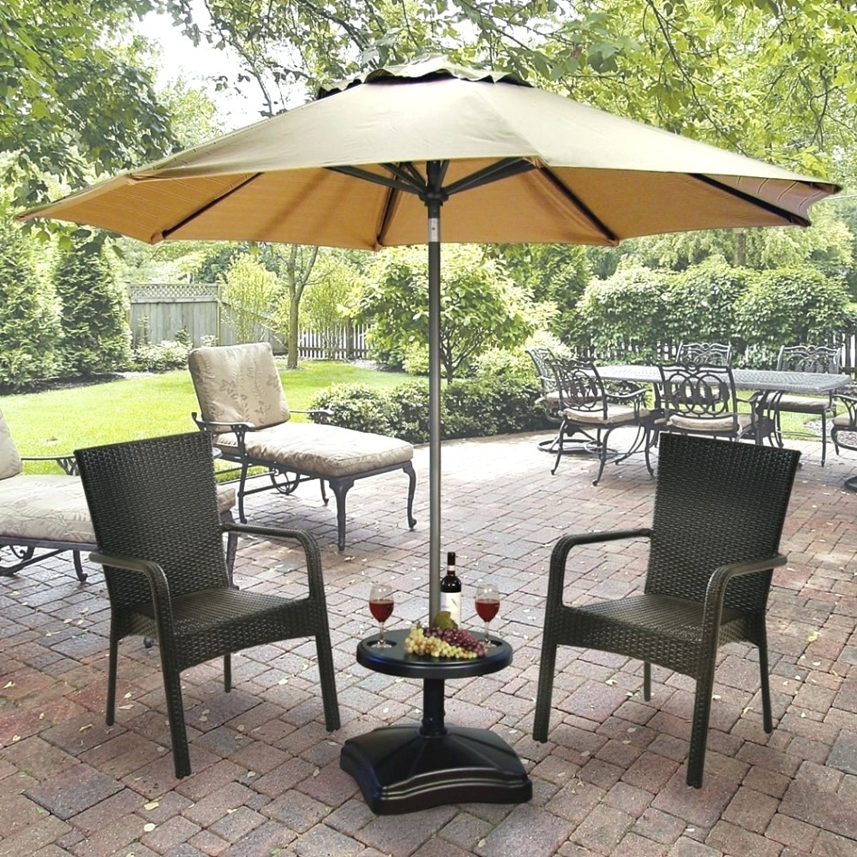 Patio Umbrellas For Windy Locations In Latest Patio Ideas ~ Best Outdoor Umbrella For Windy Conditions Best Patio (View 11 of 20)